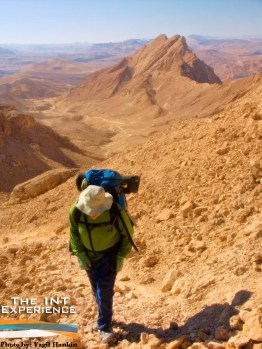 Mt. Carbolet, Ramon Crater